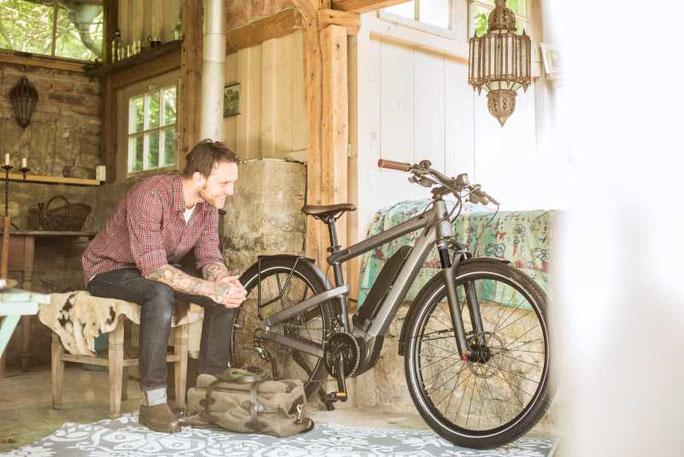 Winora City / Trekking e-Bike Yakun 2018
