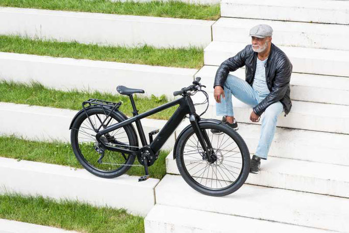 Winora Lifestyle e-Bikes / Speed-Pedelecs Radar 2017