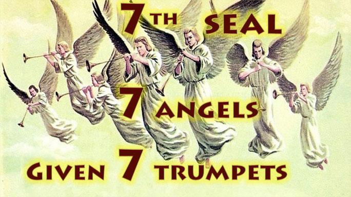 Le 7ème sceau a été ouvert, 7 trompettes ont été données à 7 anges. Ecoutons les avertissements que nous donne le livre de l'Apocalypse. Chacune de ces prophéties annoncées par Jésus se réalisera à la lettre, il n'y a aucun doute à avoir.