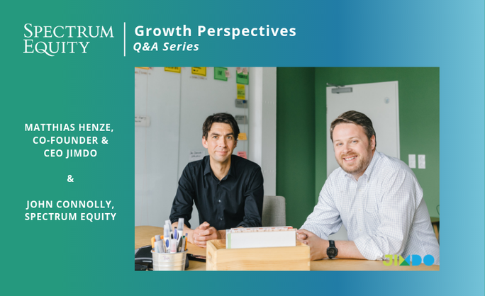 Growth Perspectives: How Jimdo Puts Customers at the Center of Innovation