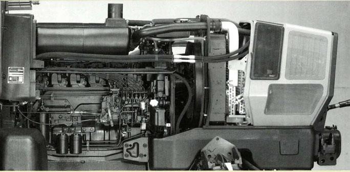 MWM-Motor Deutz Fahr