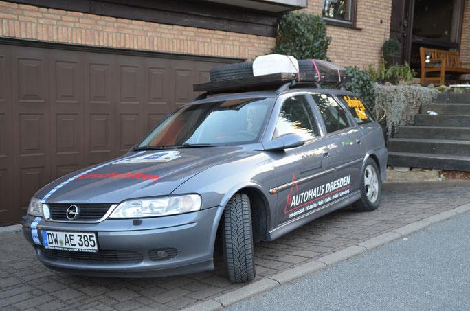 Das ist das Rallyeauto für 2018 - Never change a winning team!