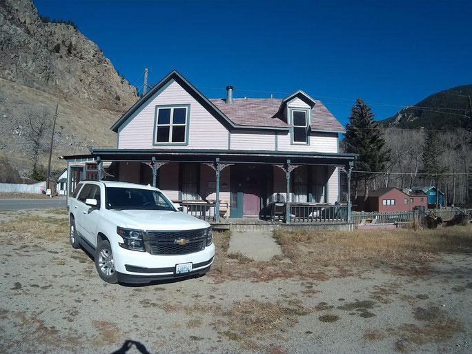 Bild: HDW-USA, Las Vegas, Los Angeles, Highway, Route 66, Amerka, Mister T. und der Weiße Büffel, Amerika, Interstate 70