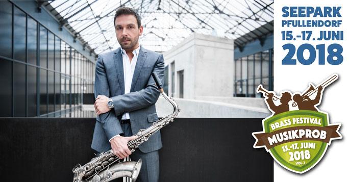 Thorsten Skirnger @ Musikprob Brassfestival 2018