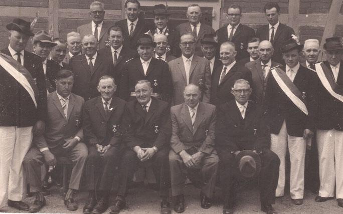 Königstreffen zum 275-jährigen Jubiläum im Jahre 1965