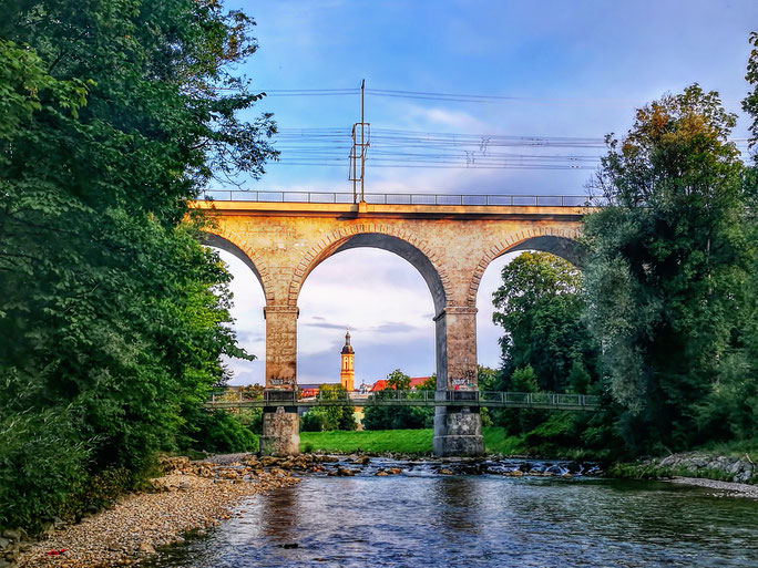 Traunsteiner Viadukt