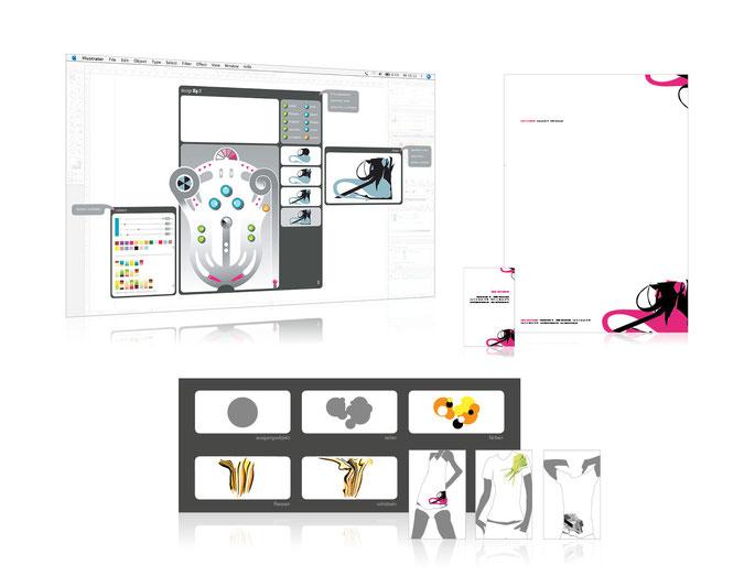 Studienarbeit // Designflip