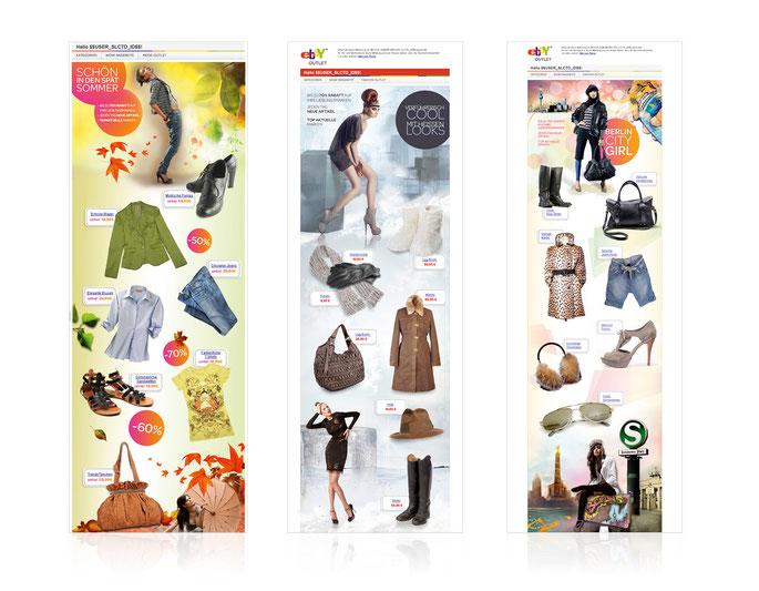 ebay // CSA Newsletter Design