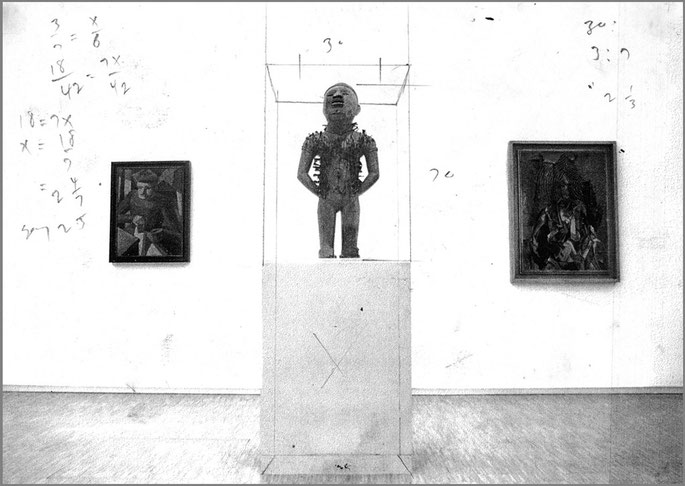 Sighting 2003: Anonyme, Fetiche Yombe ou Wayo, (Zaire), Inv. AM 1986-78, Centre Pompidou, Paris