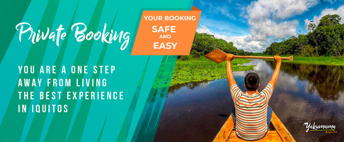booking tour in iquitos