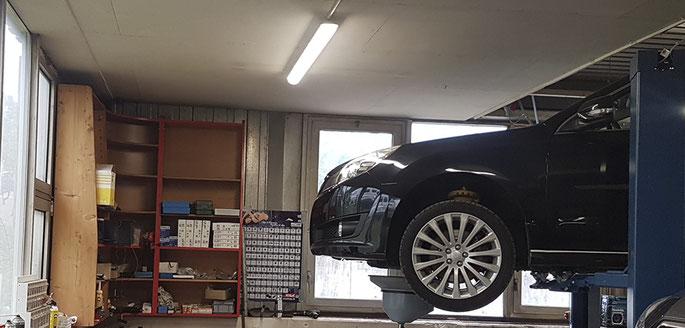 Auto reparieren lassen region langnau-signau-schüpbach