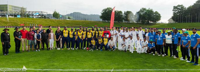 Cricket Switzerland ECL T10 Final in St Gallen (2020)