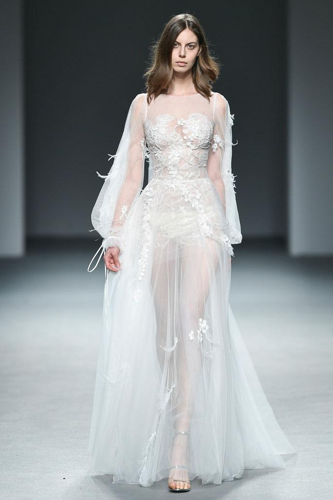 The Atelier Couture by Professor Jimmy Choo exklusiv für Audrey Wedding Salon Brautmode Köln, TA18-004