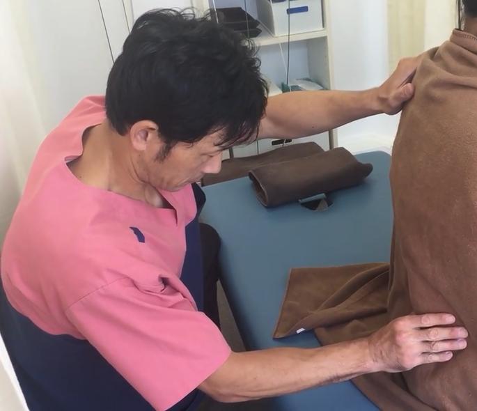 """""""椎間板ヘルニア""""ひとりひとりにあった施術を、松山市あさひ整体院では行います。"""