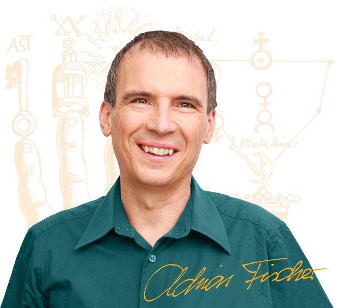 Adrian Fischer - Handanalytiker