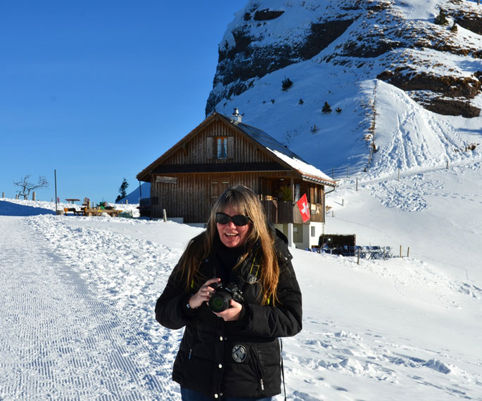 Rigi Schweiz Fotografie Schnee Winter