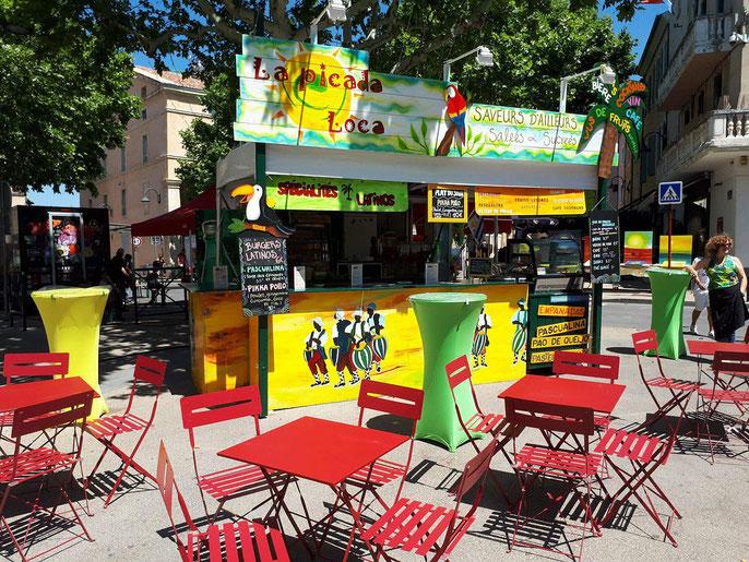 Privatiser le Food truck Evenements Festivals