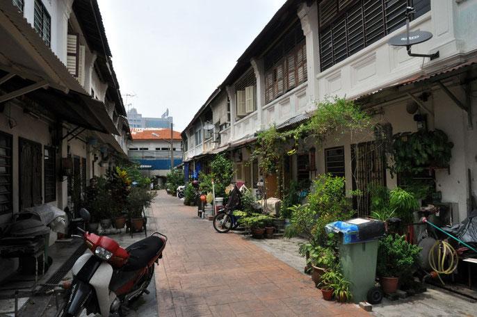 Run Amok Gallery, Hutton Lane, Georgetown, Penang