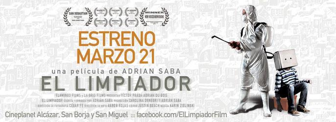 Banner EL LIMPIADOR