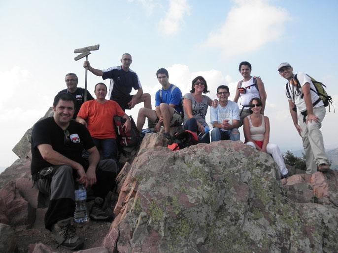 01-10-2011. Pico Espadán.