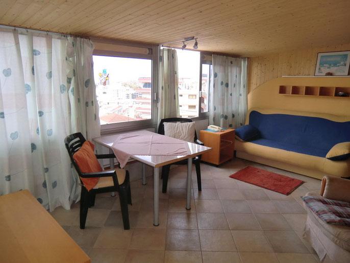Wohnzimmer Penthaus