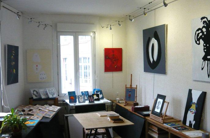 liens vers le site Artistes collectionnés en Baie de Somme