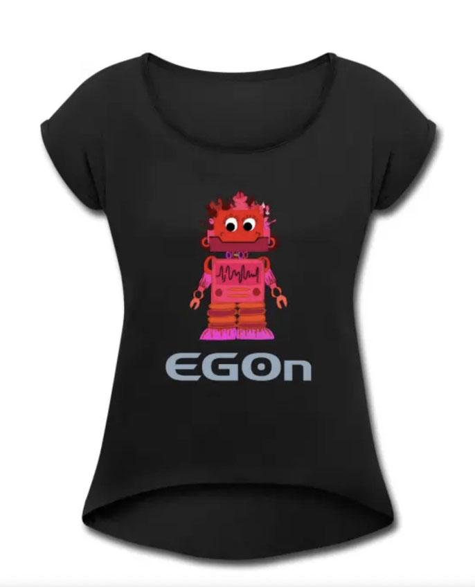 EGOn als T-Shirt bei Spreadshirt... KAUF MICH, TRAG MICH, LIEB MICH!