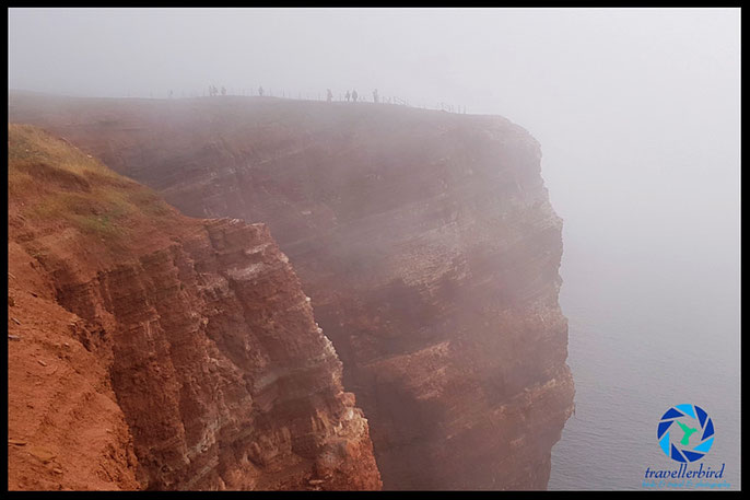 Cliffs of Heligoland