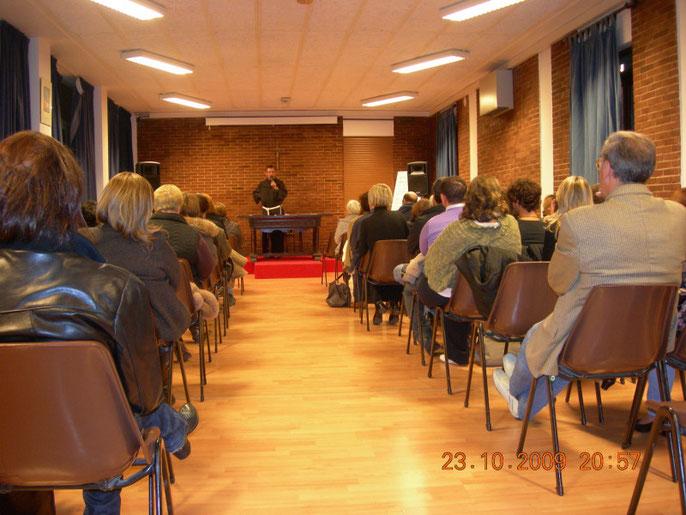 """Incontri del venerdì - """"Sala Giubileo"""" - Parrocchia Gesù e Maria - Foggia"""