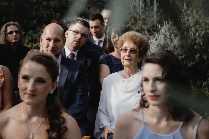 Hochzeitsfotos Botanischer Garten