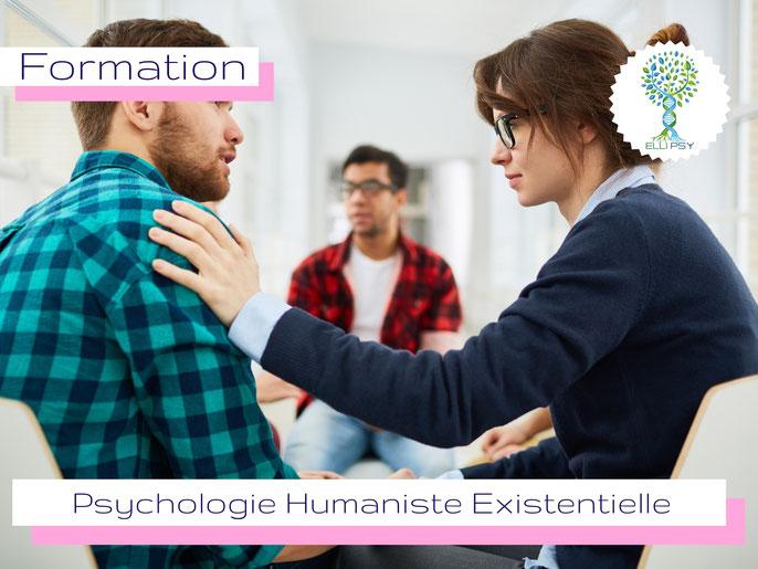 ELLIPSY formation relation d'aide, approche centrée sur la personne, psychologie humaniste, psychologie existentielle, Carl Rogers