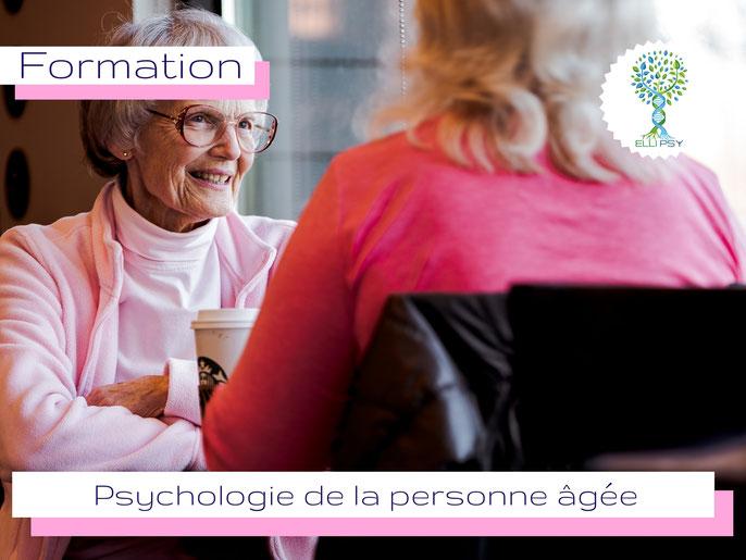 ELLIPSY formation psychologie et thérapie de la personne âgée, psychogérontologie, thérapie pour les seniors