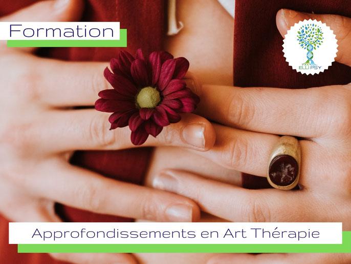 www.ellipsy.fr, formation qualifiante Praticien en art thérapie, danse thérapie, devenir Praticien en Art Thérapie, spécialisations arts graphiques, peinture, dessin