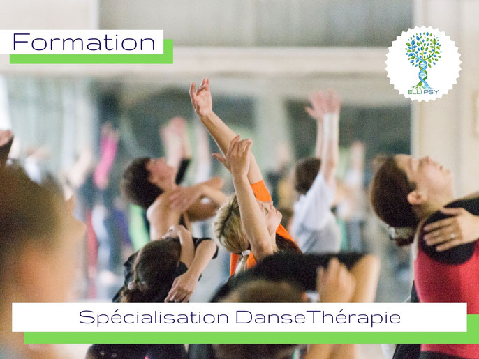 www.ellipsy.fr, formation art thérapie, danse thérapie, devenir Praticien en Art Thérapie, spécialisations danse, corporalité, mouvement libre, formation intensive 4 jours