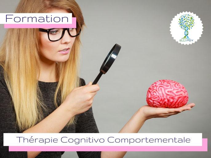 ELLIPSY formation TCC, téerapie cognitivo comportementale, technicien TCC