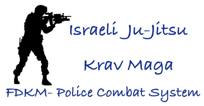 FDKM ISRAELI JU-JITSU