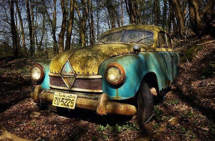 HDR фото Borgward