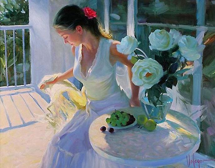 женщины в живописи