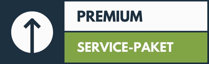"""Service-Paket """"Premium"""""""