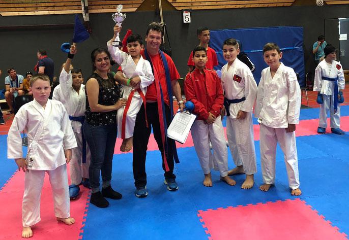 Bushido Köln Landesmeisterschaft Kinder und Schüler 2019