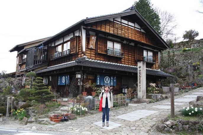 Keiseian : spécialité de sobas de sarrazin