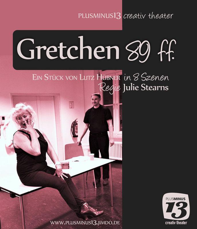 Plakatdesign: Alexander Kupsch & Foto: Antje Henkelhausen