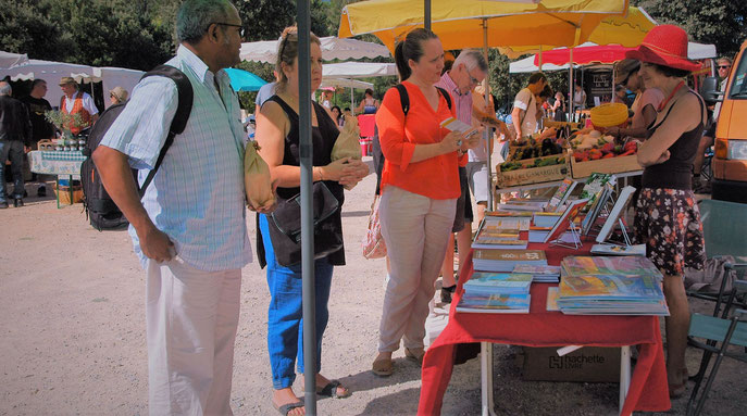 Caractères Libres : une librairie coopérative en milieu rural, à Aups dans le Haut Var