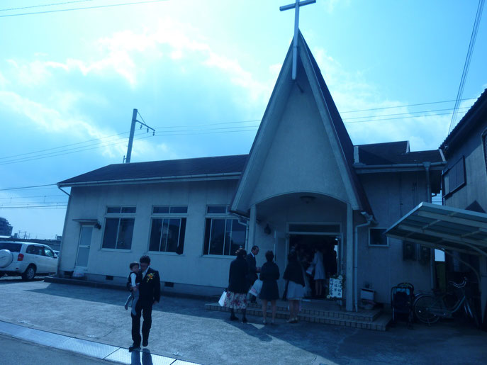 2013年 3月2日  土山キリスト教会 旧会堂
