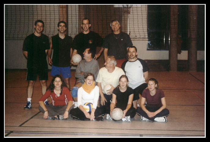 Club de Volley de Kunheim - Saison 2004/2005