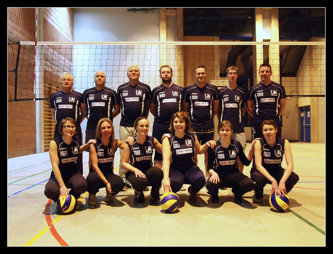 Club de Volley de Kunheim - Saison 2011/2012