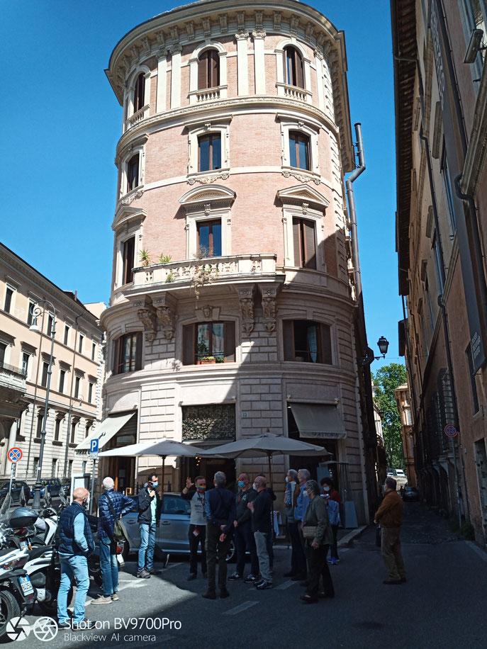 Verso Tor Sanguigna