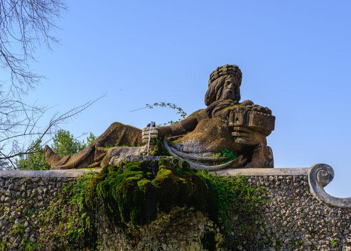 OmoGirando Villa Doria Pamphili - La Fontana del Gigante
