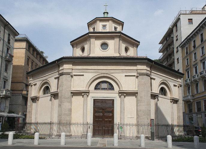 OmoGirando San Carlo al Lazzaretto