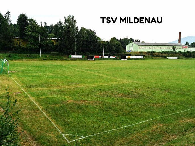 Mildenau fussballplatz